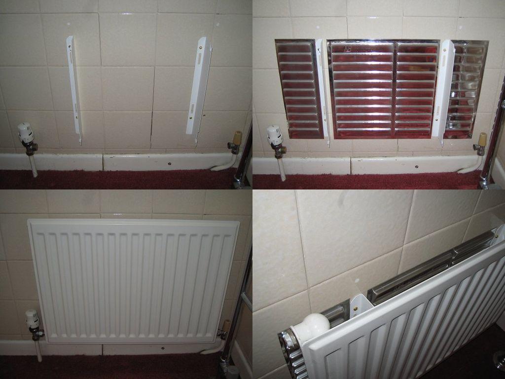 Oprava radiátora, výmena radiátora, termostatické ventily